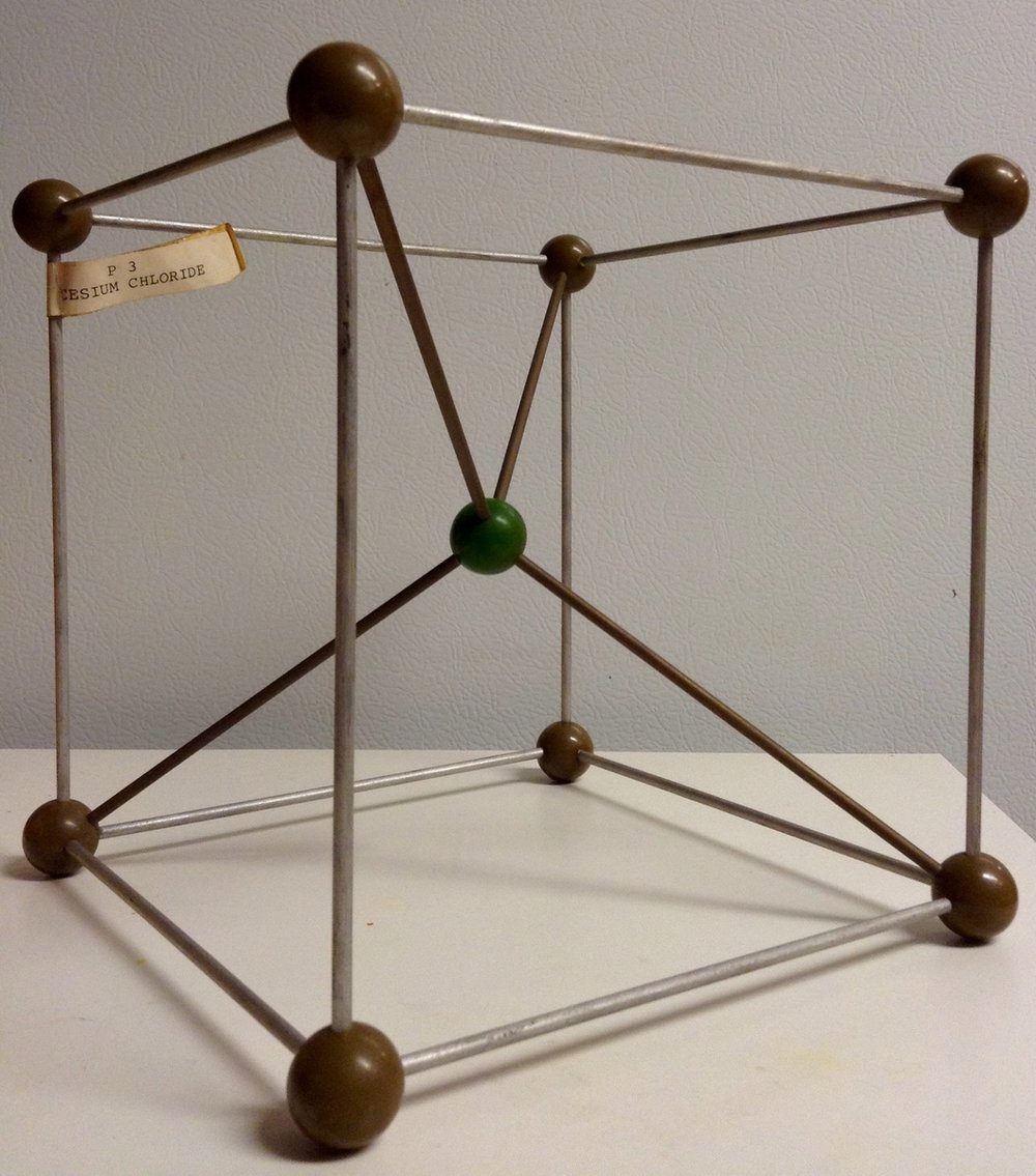 Cesium Chloride (Metaloglass)