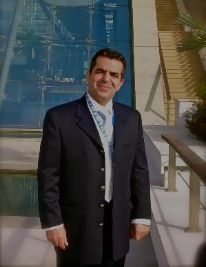 Jamshid Arian From ARYANA-EV Australia in EVS21 MONACO