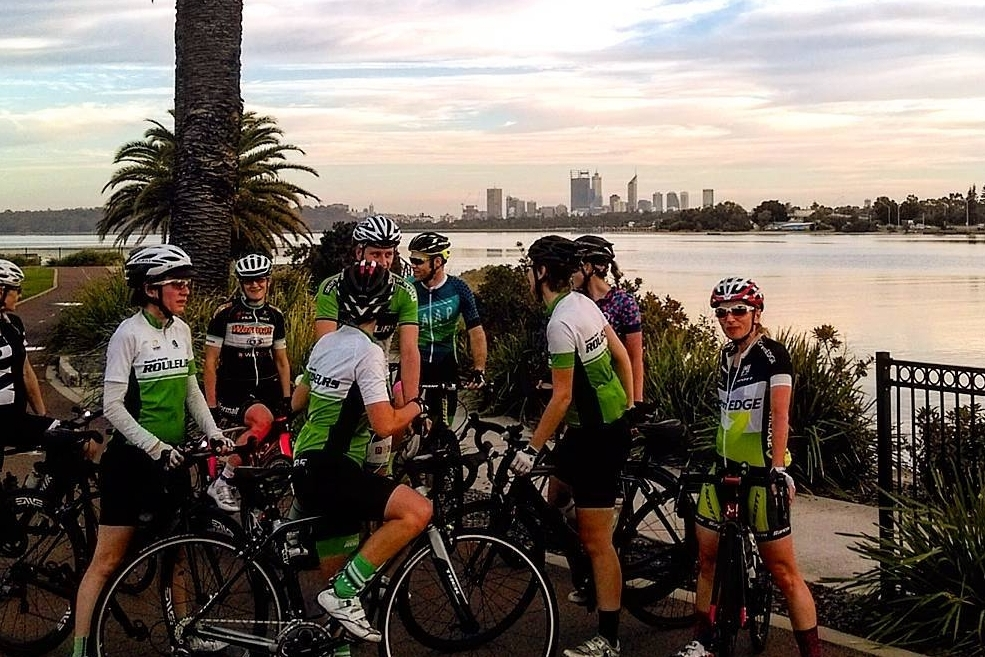 Group Training - We offer regular group sessions that are run by guest coaches. These sessions can range from racing tactics guidance, to basic skill sessions to hard motor paced sessions for experienced clients.