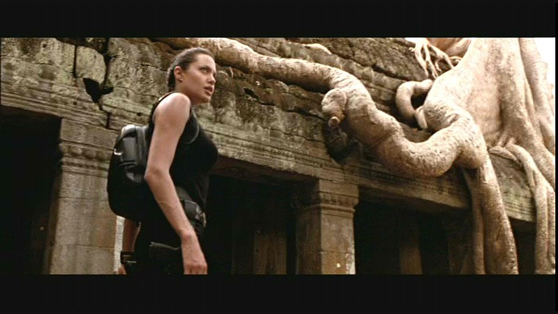 Angelina Jolie Angkor Thom