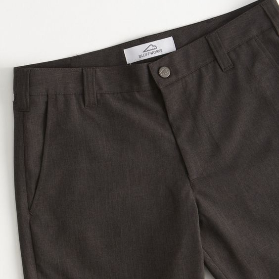 Bluffworks Original Travel Pants (USD $98)