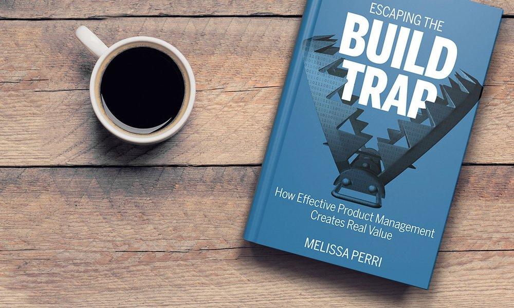 Author - I am currently writing a book with O'Reilly media on The Build Trap. Watch the keynote video about the book and learn more about the progress.