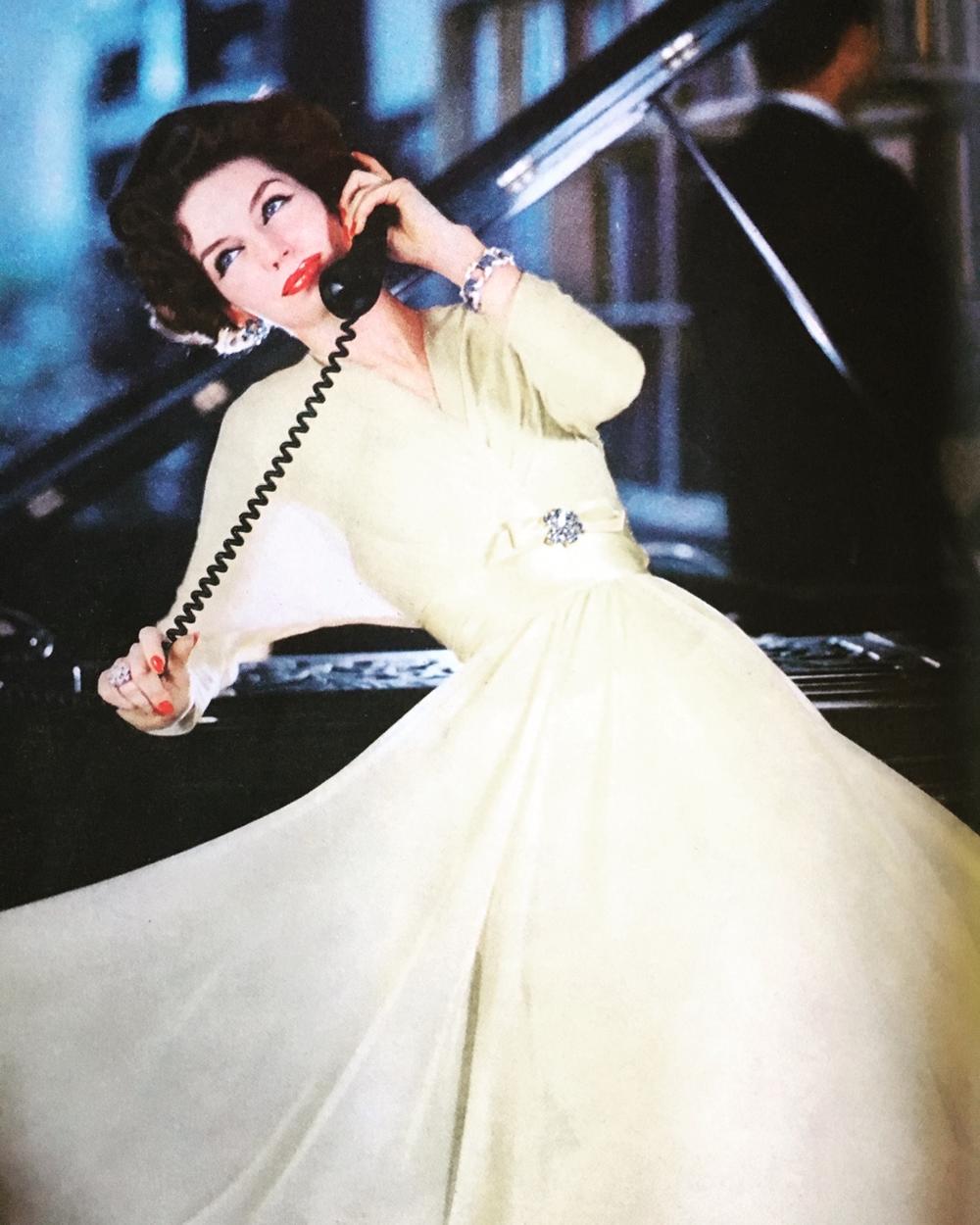 Vogue. June 1957.