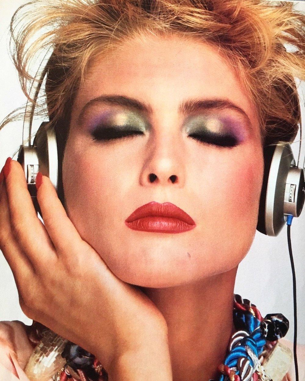 Ultima II Color Cassette System.     Cosmopolitan. June 1986.    Just listen…
