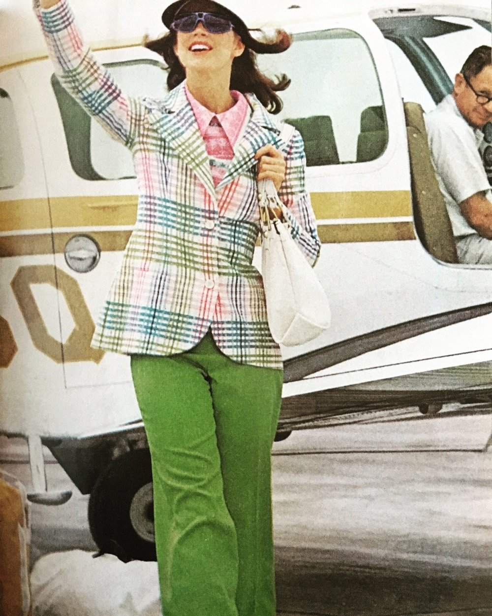 Mix & Match Style That Go Anywhere. Good Housekeeping. June 1973