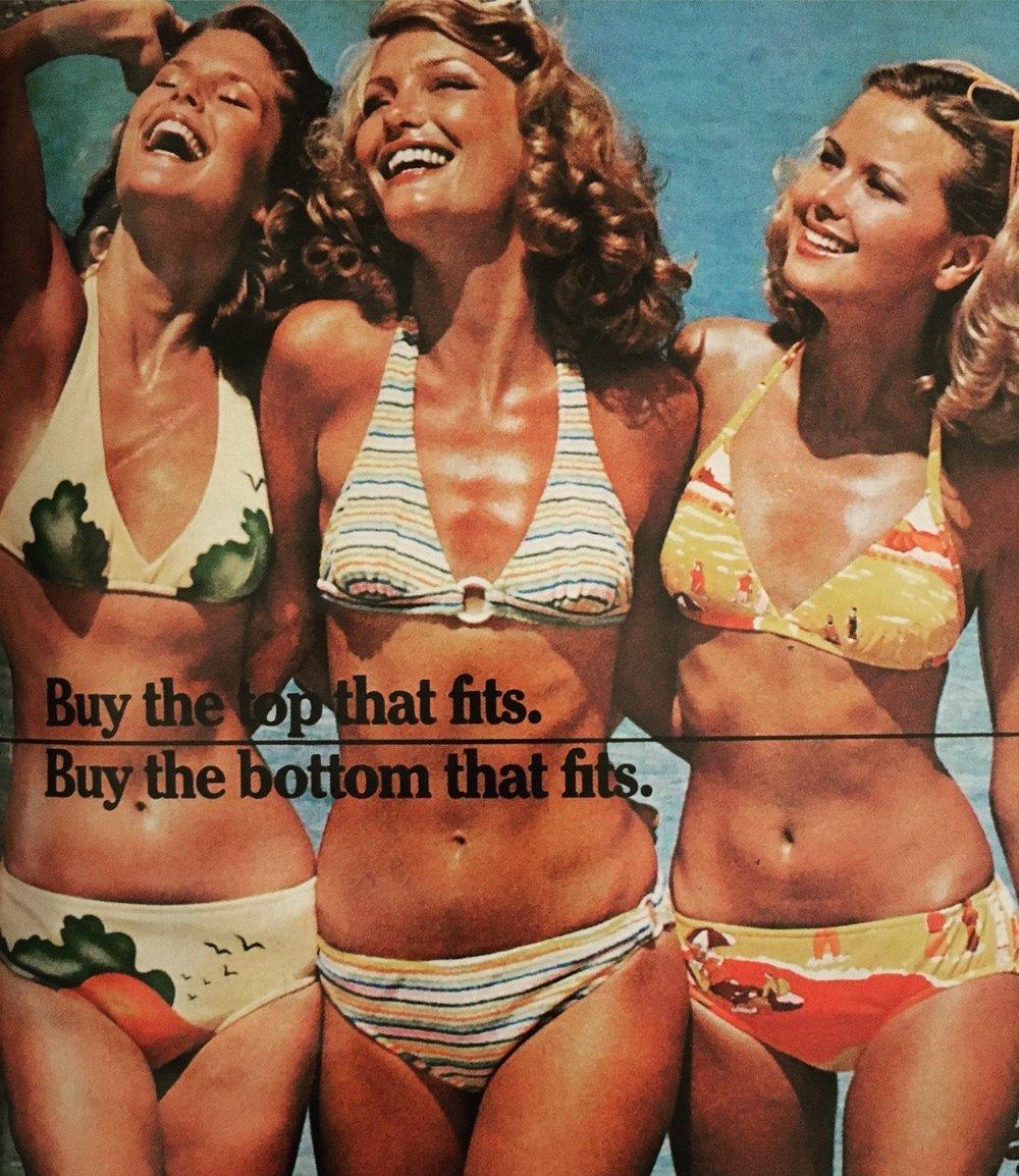 Sears Junior Bazaar.   May 1976.