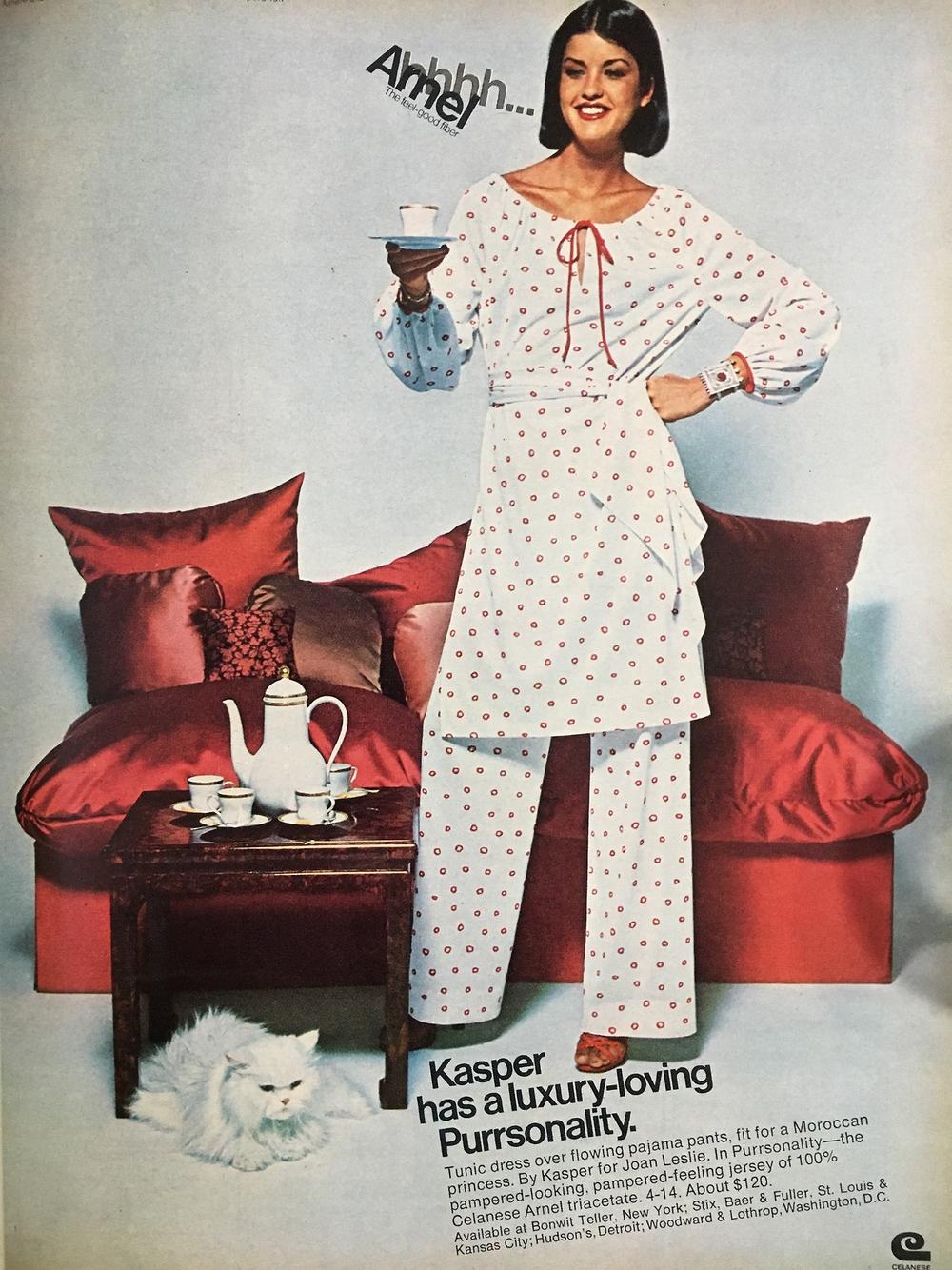 Kasper. Vogue. May 1976.