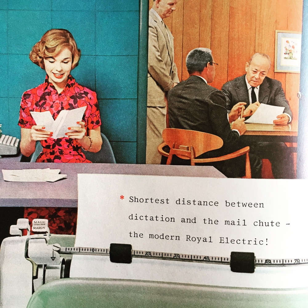 Royal Electric. Fortune Magazine. April 1959.