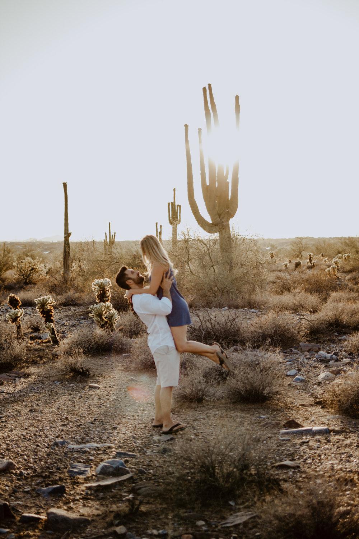 Arizona Engagement