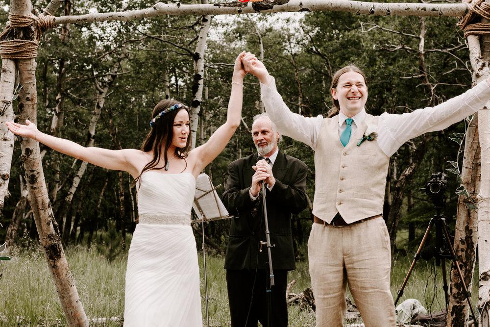 Wedding Photographer Colorado