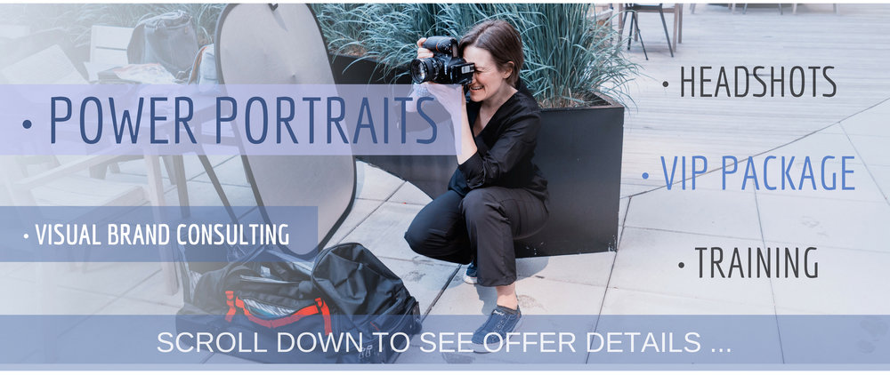 Power Portraits - Headshots - Visual Brand Consulting - Training.jpg