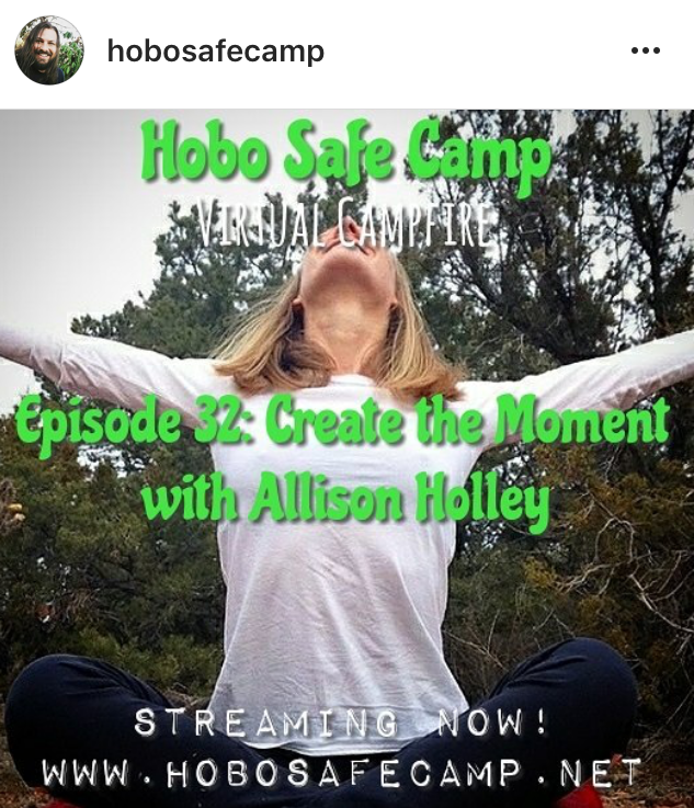 allison holley hobo safe camp