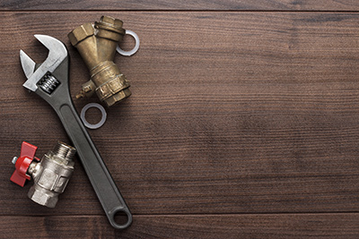 Plumbing - Faucets (repaired or replaced), Drain Lines (under sinks, in wall, underground), Hot Water Tanks (repaired or replaced), Toilets (unplugged, leaks repaired), Underground (water and sewer leaks)