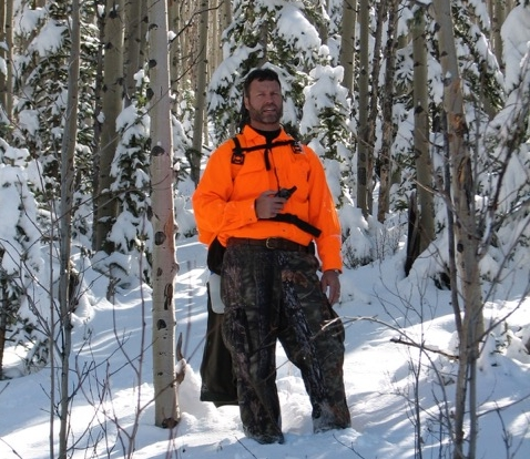 Mike Austin: Founder, No Scent Technologies, LLC - Mike grew up in Illinois with a passion for hunting. With over 40yrs hunting (USA & South Africa) he knows the critical value of true scent elimination.  That's why Mike founded and personally oversees No Scent Technologies so that we can all  Hunt Undetected.