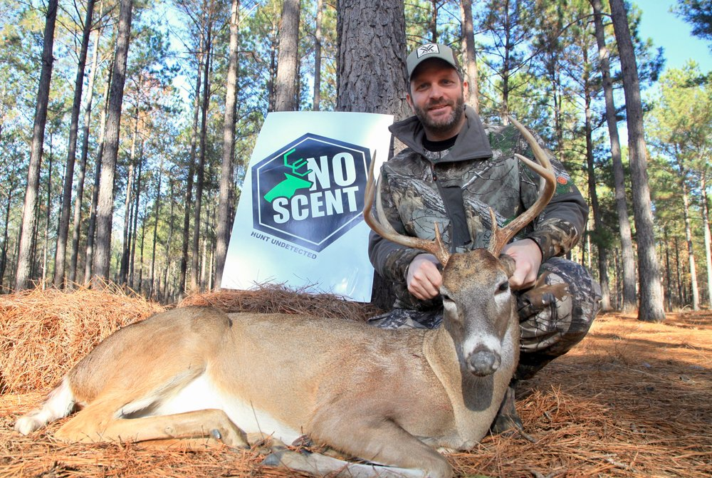 Matt Prose  - Matt has a passion for Whitetail hunting!  Born and raised in Florida, Matt has hunted the South East (USA) for much of his life and knows what it takes to hunt undetected.