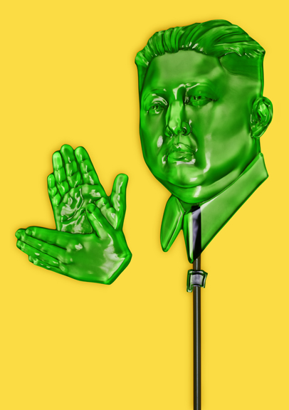 KIM JONG-UN IS A BIG FAT SUCKER! (LIME)