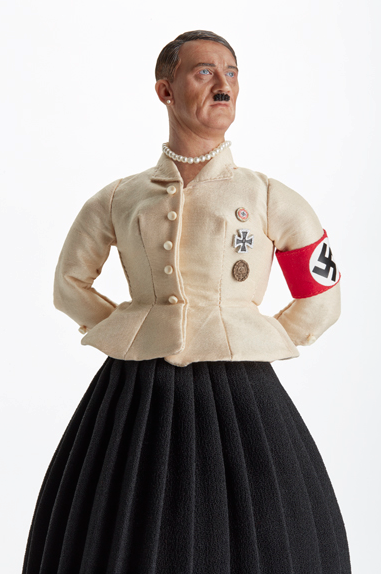 HITLER IN PARIS (IN DIOR)