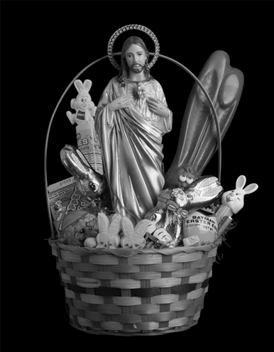 EASTER BASKET JESUS