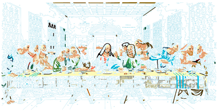LAST SUPPER #5