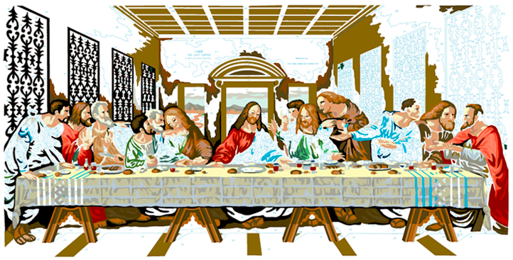 LAST SUPPER #26