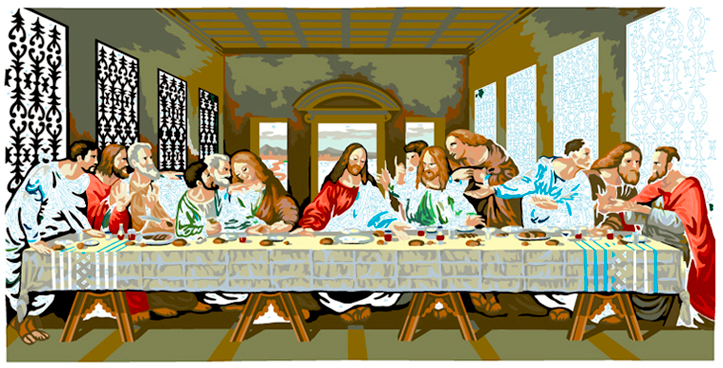 LAST SUPPER #30