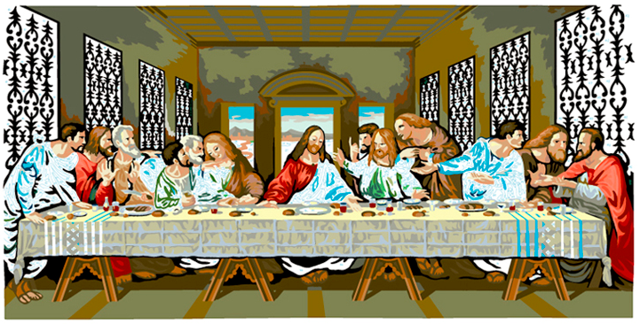 LAST SUPPER #32
