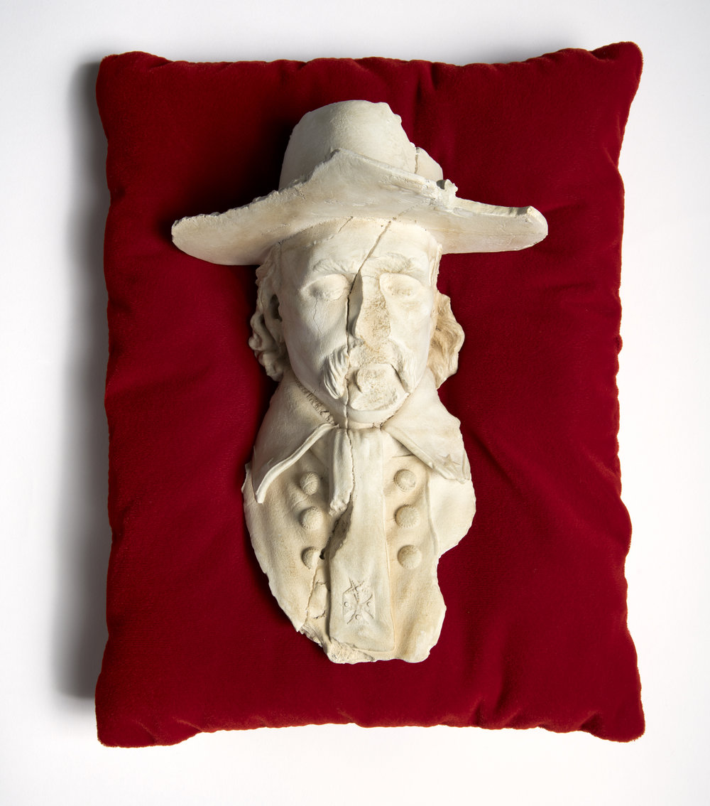 Goodnight, Custer (Custer's Death Mask)