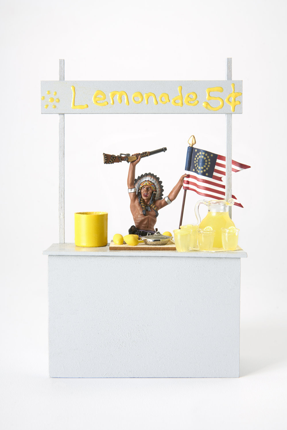 Custer's Last Lemonade Stand (Under new Management)