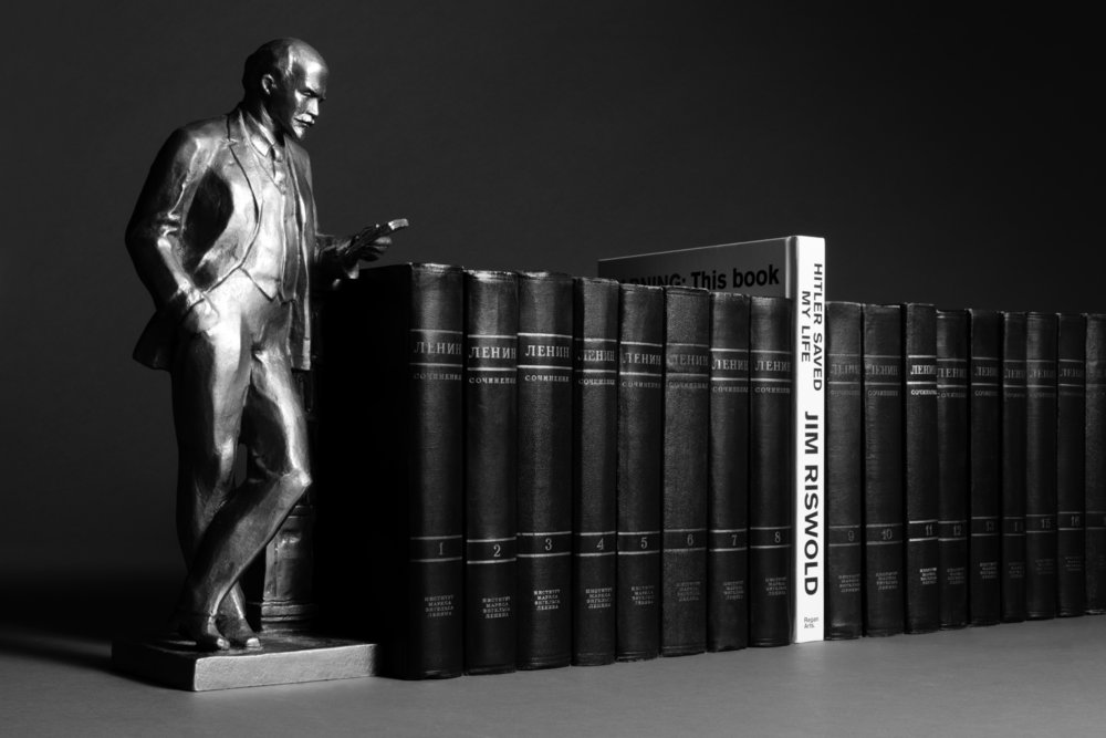 Still Life With Lenin and Books