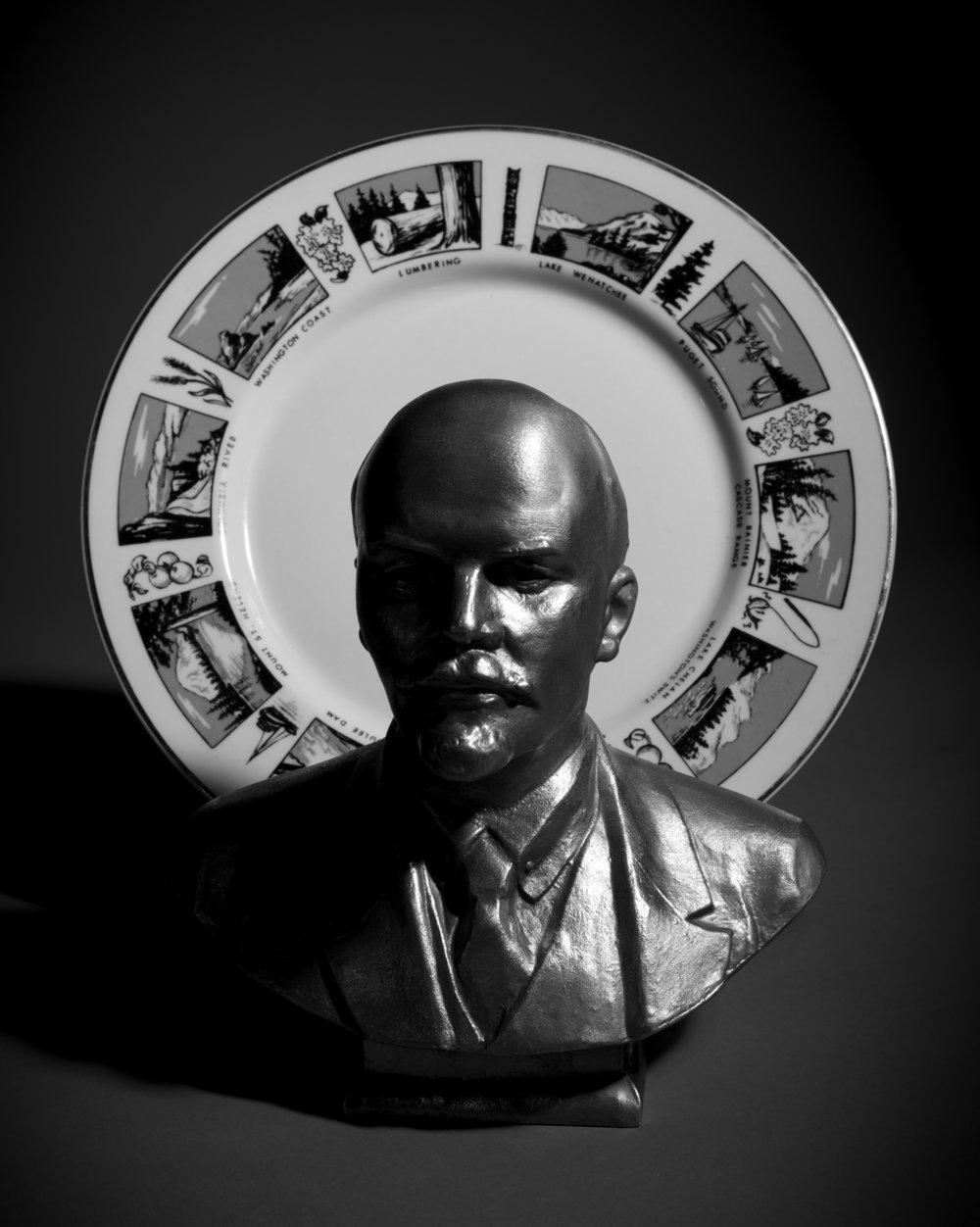 St. Lenin in Seattle, Washington