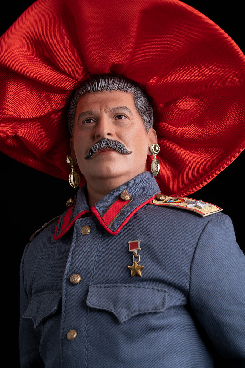 STALIN IS THE FAIREST DICTATOR OF THEM ALL!  (at the Kentucky Derby!)