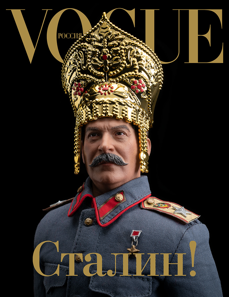 STALIN IS IN VOGUE! (Again and Again!)
