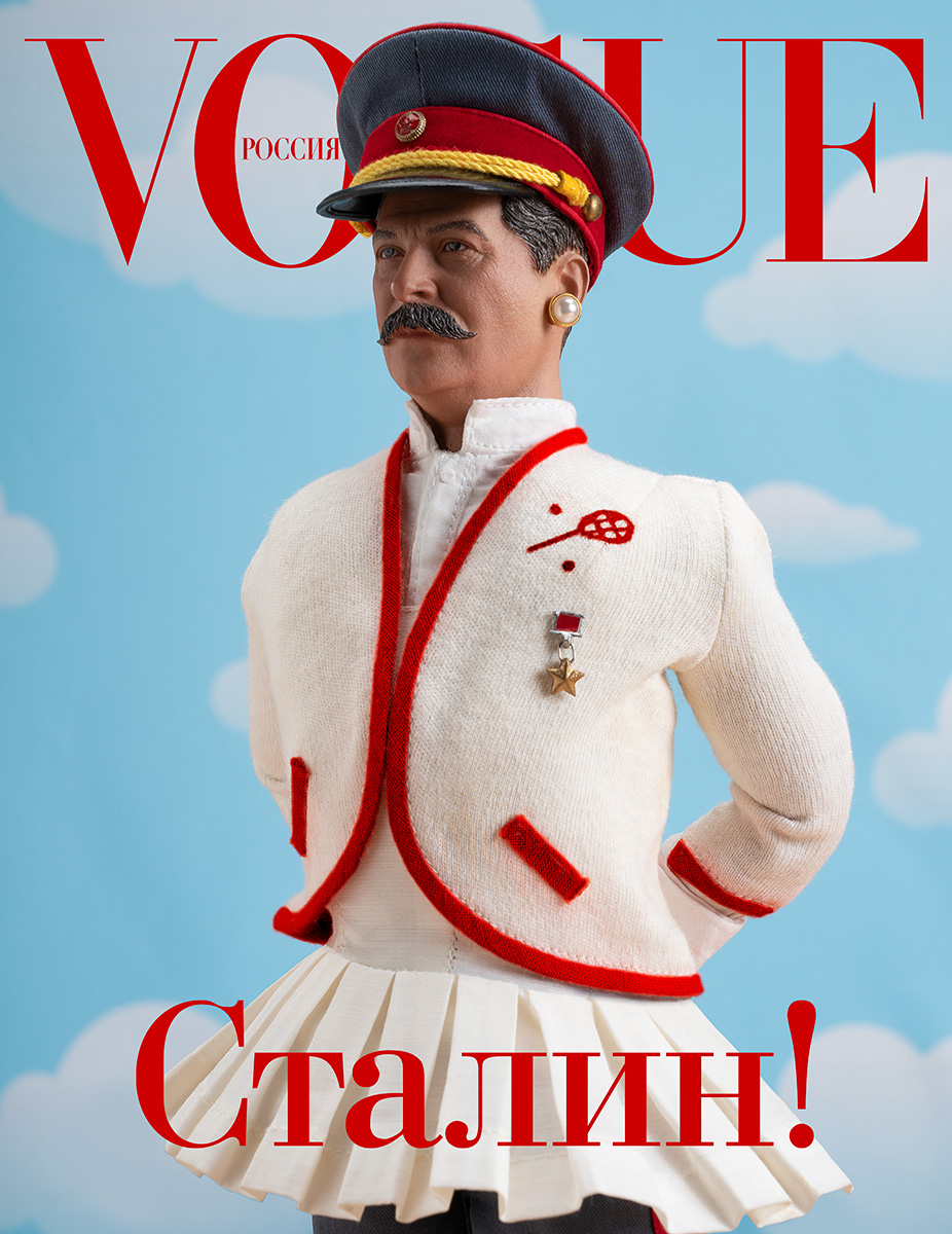 STALIN IS IN VOGUE! (Again and Again and Again!)