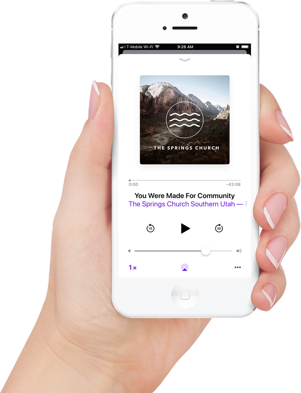 CHECK OUT OUR PODCAST - We have made our Sunday services available for you by podcast. Click the link below and it will take you right there!