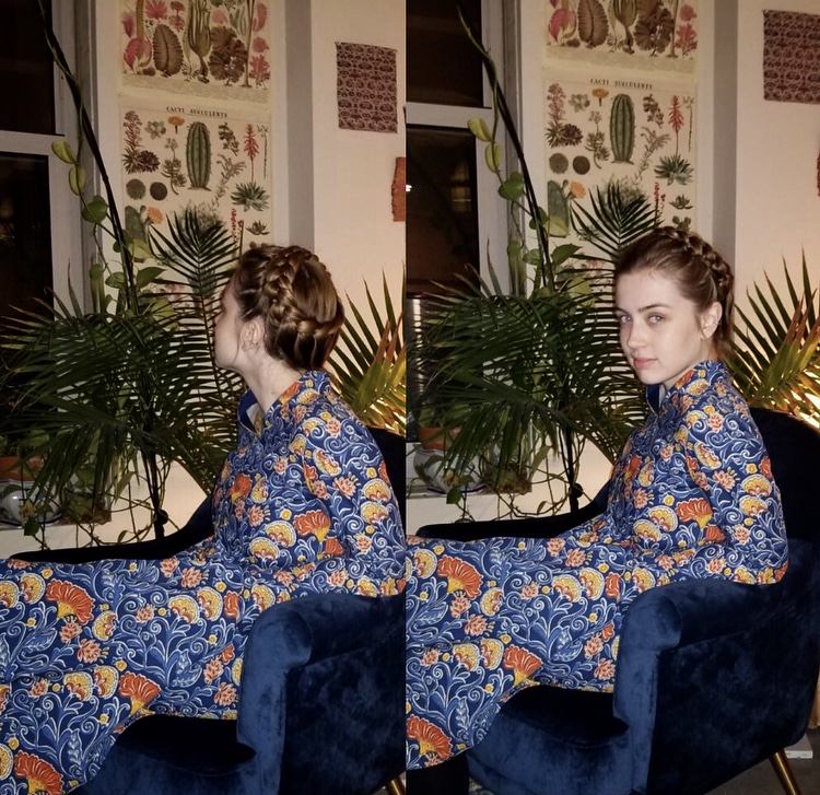 Emma Wunrow, Textile Designer & Gudrun Ambassador