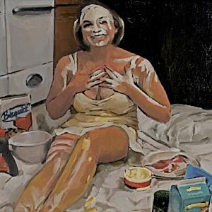 Jenny Caorlin, BreakfastInBed.jpg