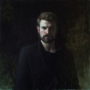 edmond rochat selfportrait oil on linen 27x27 .JPG