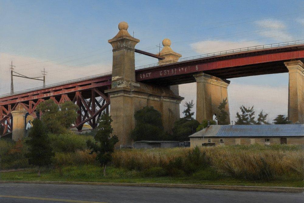 Bennett Vadnais, Overhead Rail.JPG
