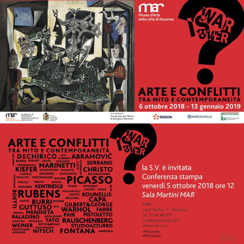 Davide Cantoni, Arte e conflitti.jpg