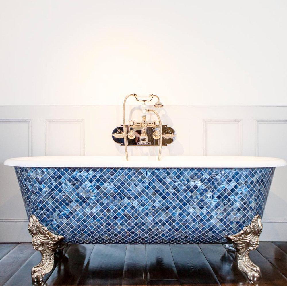 The Great Bathtub Debate — Bond Daws Design