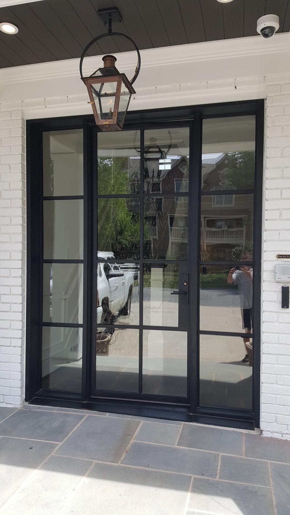 modern-steel-door-charlotte.jpg & Steel Doors \u2014 TLG Doors \u0026 Hardware
