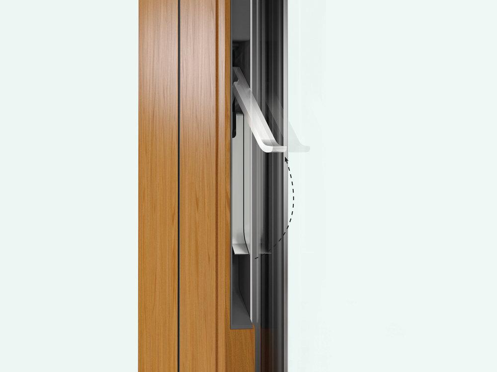 Centor Integrated Doors_17.jpg & Multislide u0026 Bifold Doors u2014 TLG Doors u0026 Hardware