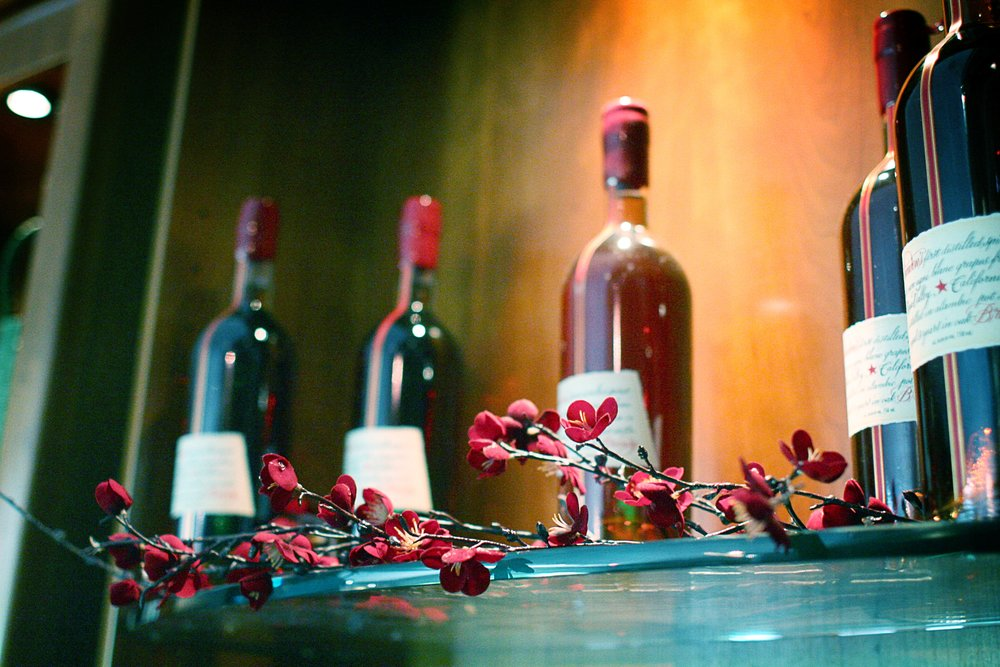 Red Wine - Oregon | Cooper Hill Pinot Noir $11 | $44Central Coast, California | Wonderwall Pinot Noir $55Côtes du Rhône, France | Barville Côtes du Rhône $40Portugal | Cabriz Red Blend $8 | $32Rioja, Spain | Raiza Tempranillo $10 | $40Rioja, Spain | Viña Alberdi Reserva Tempranillo $50Chile | Casas del Bosque Cabernet $12 | $44 Gran Reserva