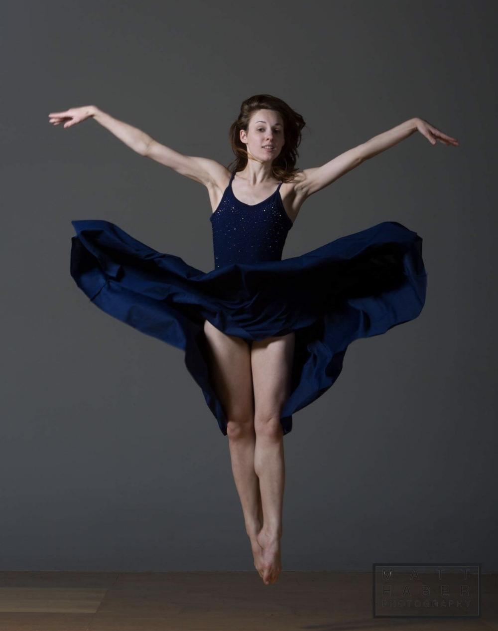 Jordan Colbe, Summer Faculty member teaching Contemporary, Ballet, and Children's classses