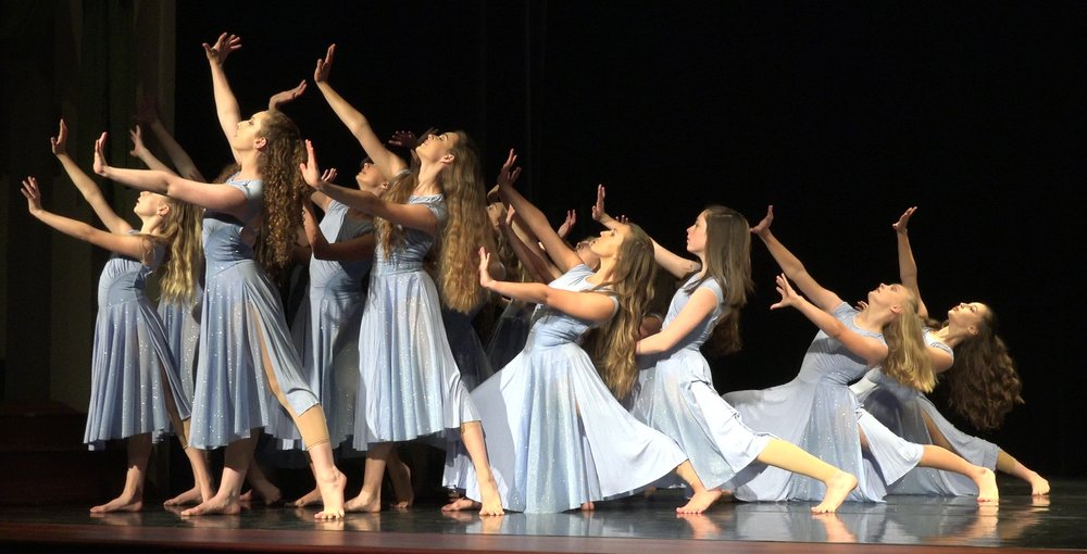Contemporary Dance - Contemporary dance is a style of expressive dance that combines elements of several dance genres including modern, jazz, lyrical and classical ballet. Contemporary dancers strive to connect the mind and the body through fluid dance movements and exciting choreography.