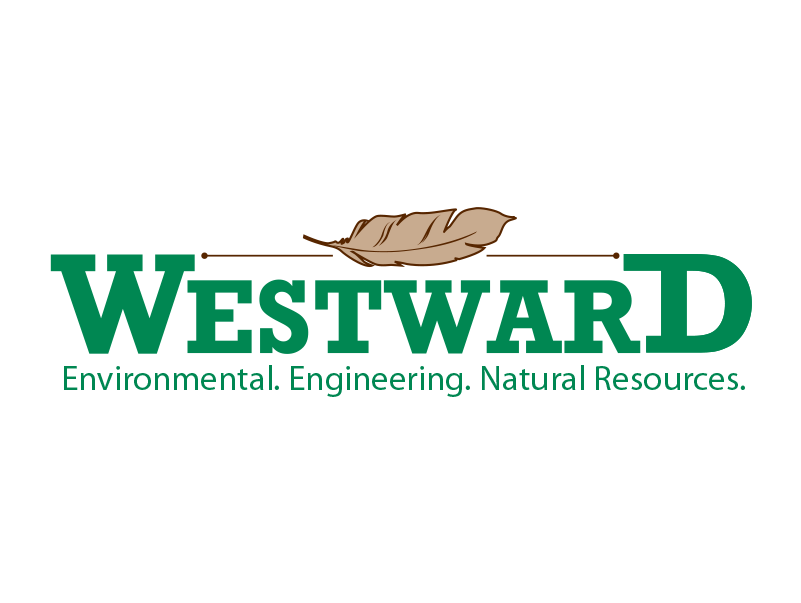 Westward   Westward is an environment, engineering, and natural resources consulting firm. The feather is a legacy element from the original logo for the company.