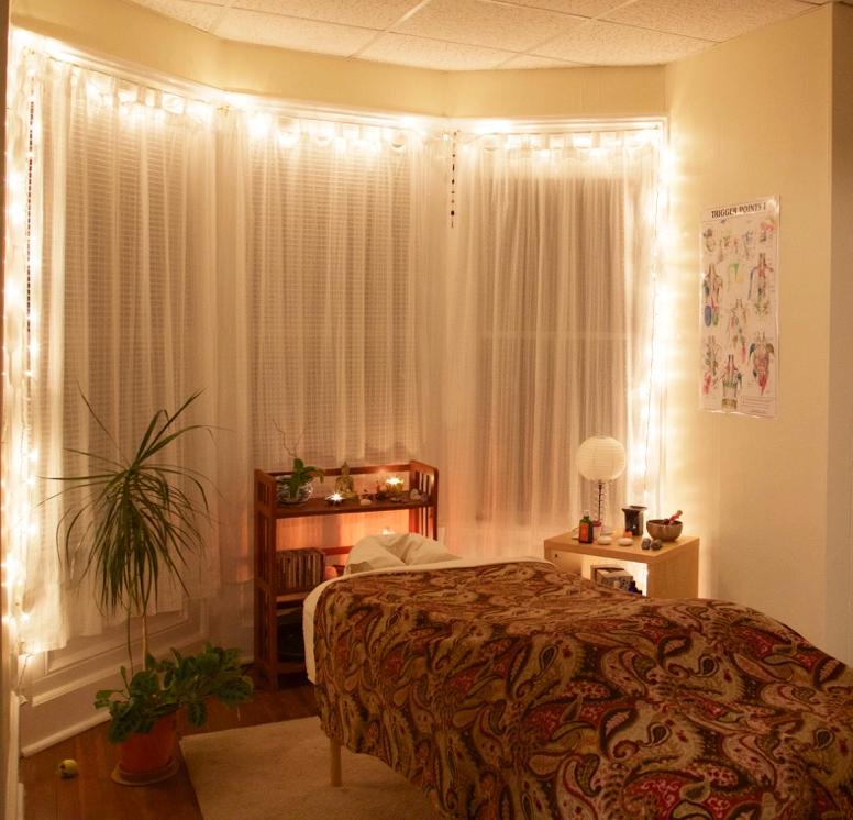 Renata's home practice
