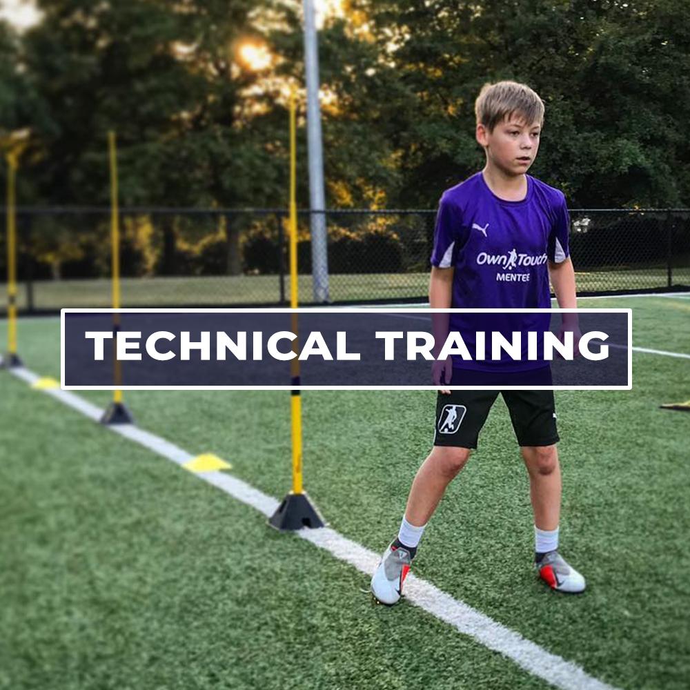 high school soccer training