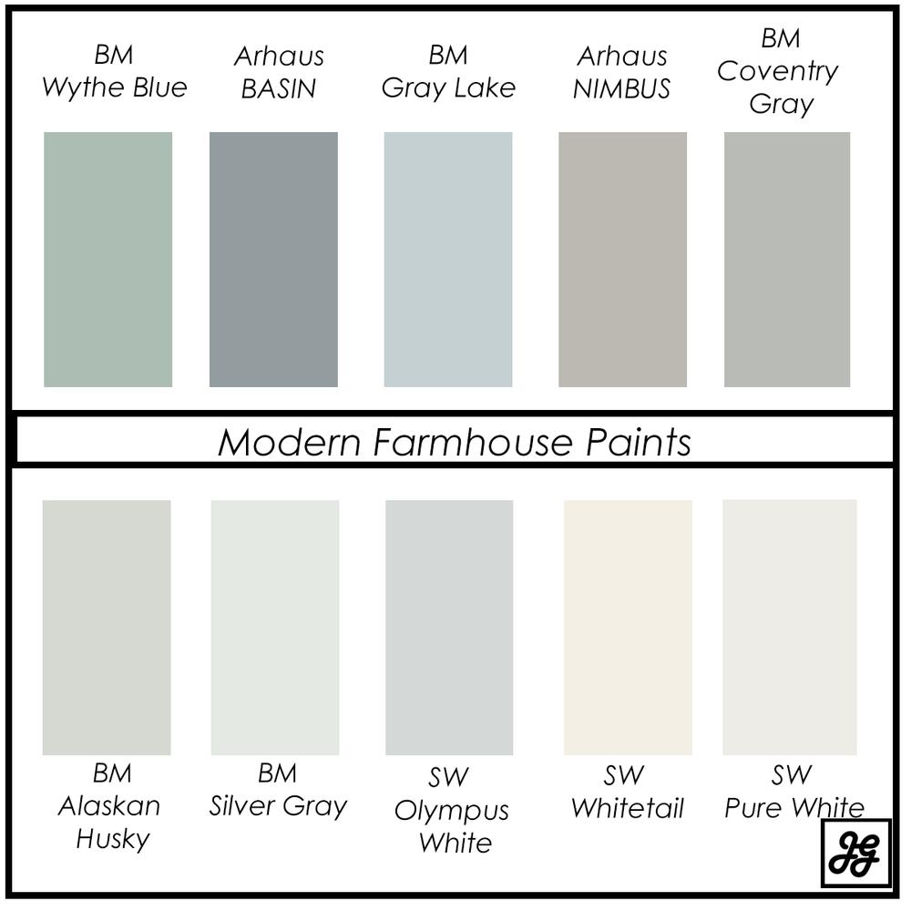 Modern Farmhouse Paint Colors.png