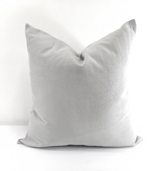 neutral designer etsy pillows